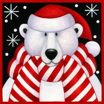 Christmas christmas bears christmas animals christmas tiles christmas