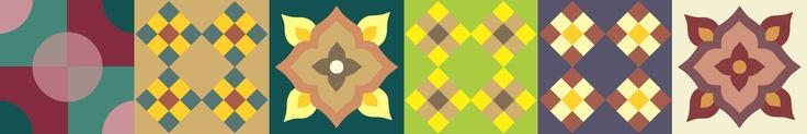 Azulejos Geométricos!