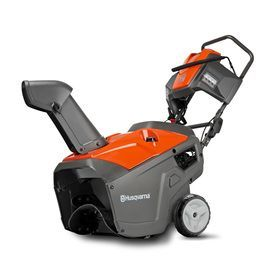 Husqvarna St 151 208Cc 21-In Single-Stage Electric Start Gas Snow Blower With Headlight