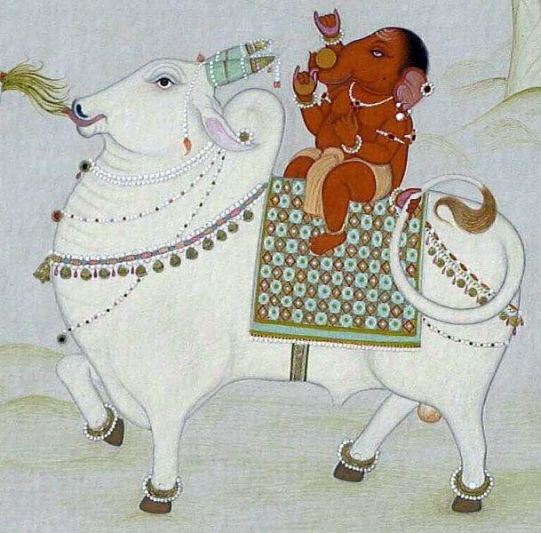 Nandi - Ganesh.