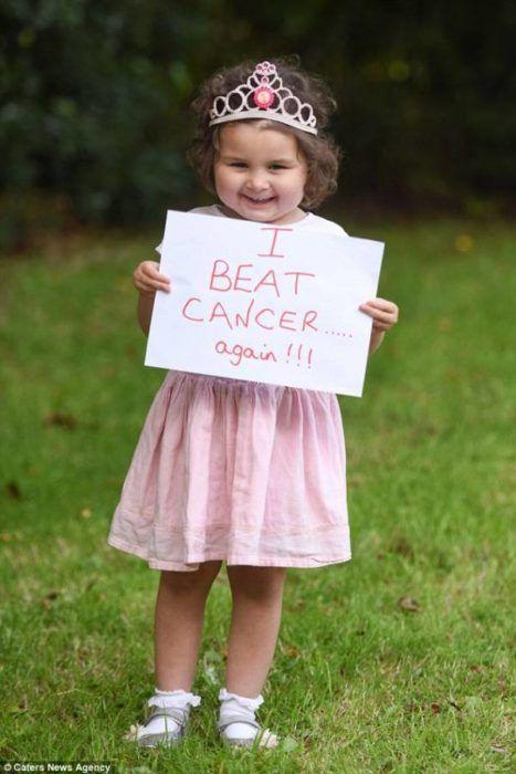 ΑΥΤΗ είναι η 4χρονη που νίκησε τον καρκίνο - Είχε λίγες εβδομάδες ζωής όταν συνέβη το ΑΠΙΣΤΕΥΤΟ