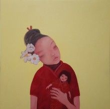 Siobhan Purdy - The Chinese Doll - BTW London