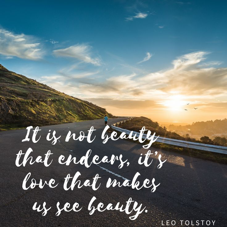 Love makes us see the beauty. #travel #roadtrip