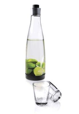 Designerski zestaw: karafka i 2 szklanki