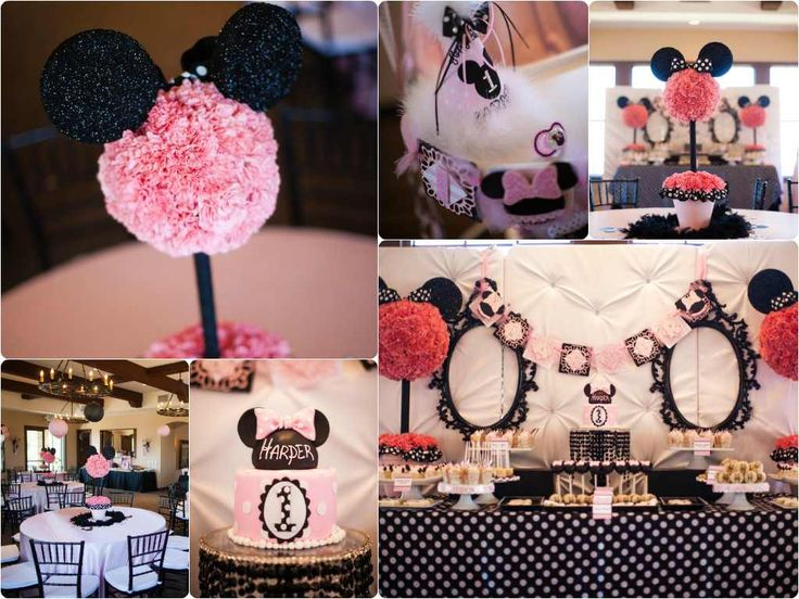 Wonderful Disney Themed Baby Shower Sounds To Be A Good Party For The Baby Girl.