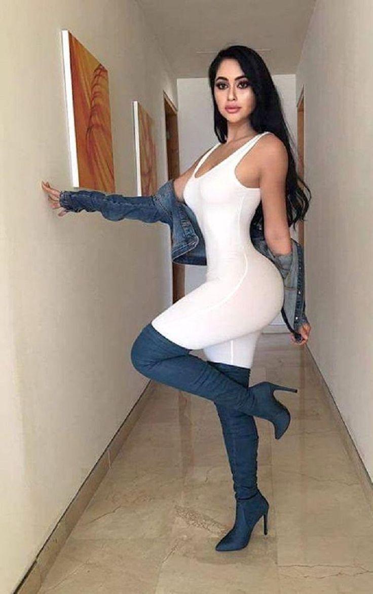 Jailyne Ojeda Ochoa Big Booty  Big Tits Brunette  Lo -1437