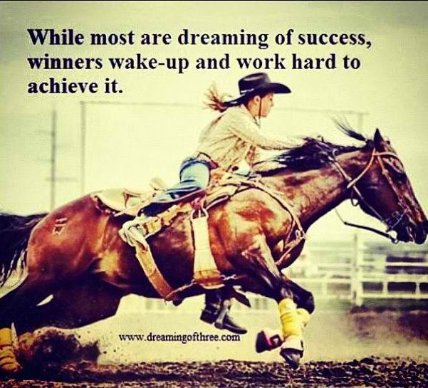 barrel racing quotes tumblr - photo #23