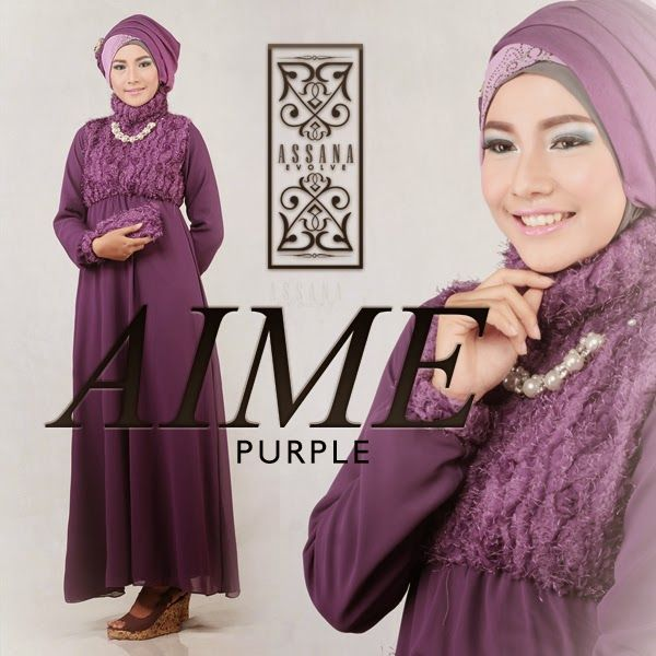 Aime by Assana Evolve - Purple
