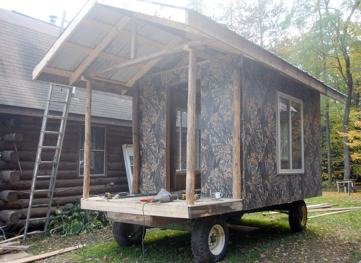 40 best images about hunting on pinterest for Hunting shack designs