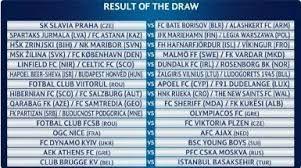 Scottish side Hibernian FC in Champions League draw after UEFA error