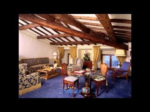 Brufani Palace Hotel - Perugia - Italy - YouTube