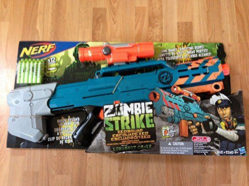 Black Friday 2014 Nerf Zombie Strike Longshot from Nerf Cyber Monday. Black  Friday specials on the season most-wanted Christmas gifts.