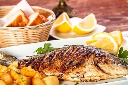 Sydney - Grilled Fish Meal with Drink and Dessert for Two ($29) or Four People ($55) at The Taste of Memory (Up to $132 Value).