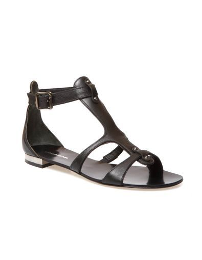 Contemporary Flat Sandals | Taste Central