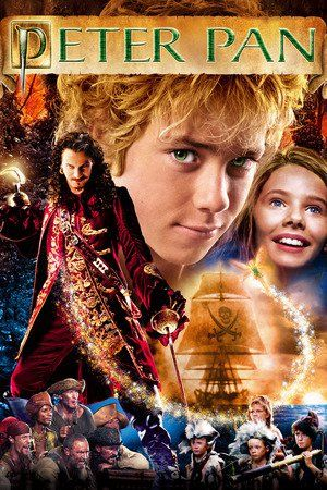 Watch Peter Pan Full Movie Streaming HD