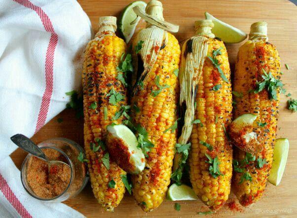 Indian street corn ###