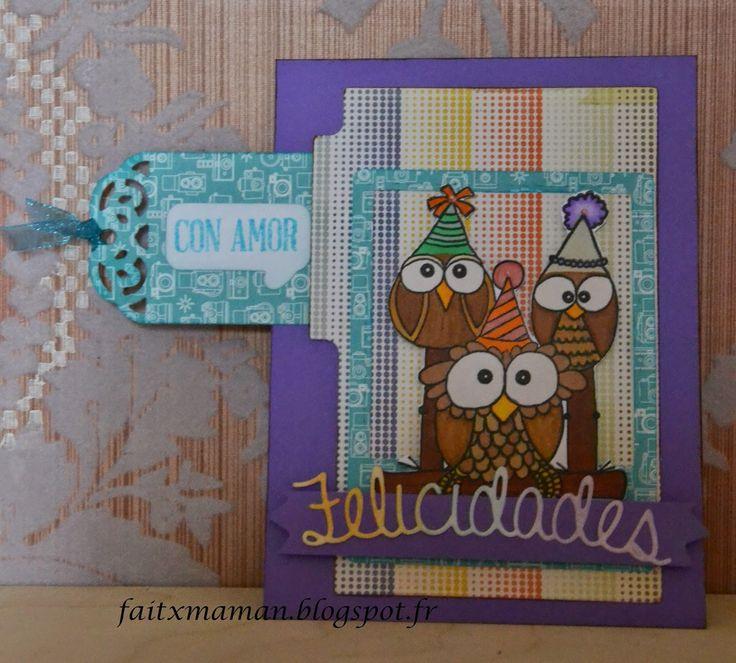 Mon Petit Coin...: Latina Crafter