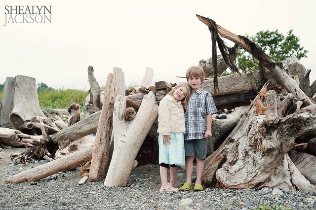 Kids at the beach, via Flickr.