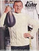 ... arn knitting pattern for kmens jumper 1960s boxing champion model