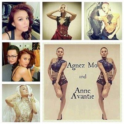 Blogs World: [Koleksi Foto] AGNEZ MO @Agnes Monica Untuk Anne Avanti...