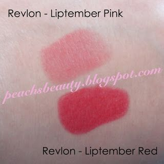 Revlon released four lipsticks for Liptember available at Chemist Warehouse! Check out the two I picked up for #HumpDayHaul !