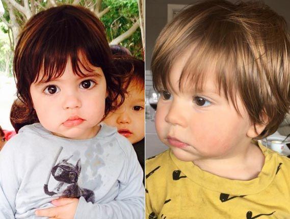 Así luce Sasha, el pequeño retoño de Shakira y Piqué