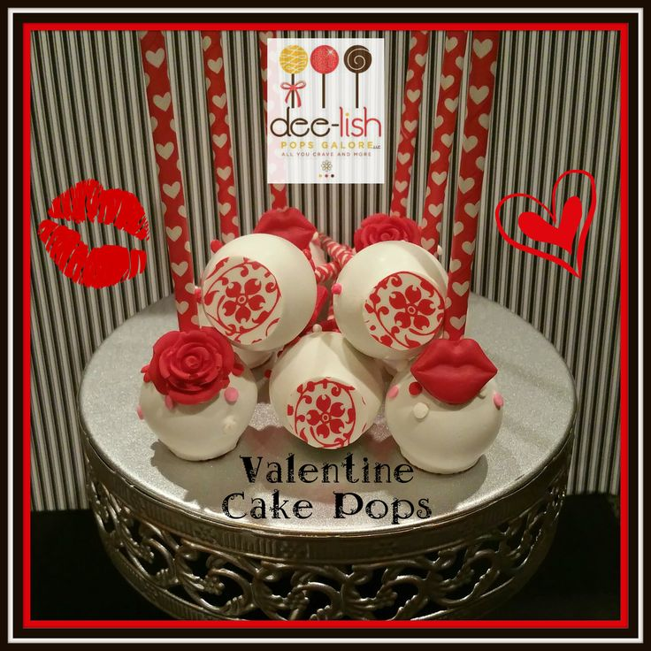 47 best Valentine s Day Cake Pops images on Pinterest ...