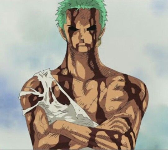 #One#Oiece #Roronoa#Zoro  Just an epic moment .