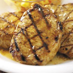 Montego Bay Pork Chops Recipe
