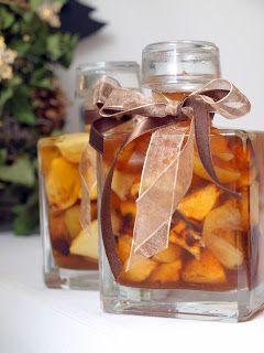 Sült alma likőr | Balzsam