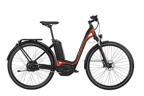 ElektroBIKE Das Magazin E-Bike Test 2016 Bergamont E-Ville C N380 Harmony 500