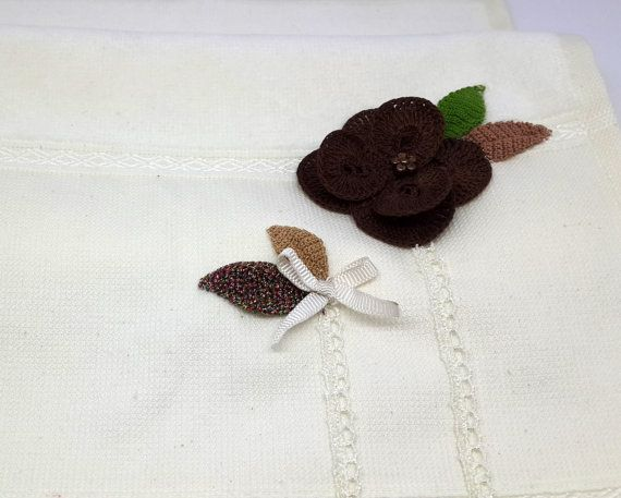 Cotton velvet towel/white by SultanTowels on Etsy
