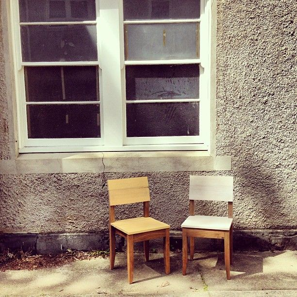 """@Suzanne Nguyen's photo: """"So Purdy!! @thetwochairs is getting so pro shots #art #melbfringe. #furniture"""""""