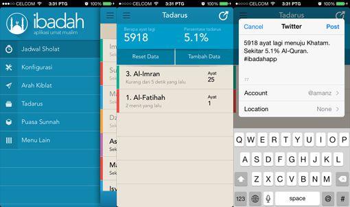 Aplikasi Khas Ramadhan Untuk iOS