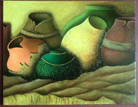 Mas vasijas ...para Rossana Fontana en San Javier de Loncomilla