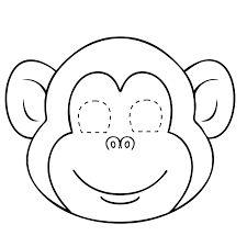 Afbeeldingsresultaat voor dieren maskers knutselen