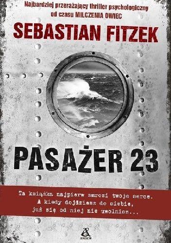 Pasażer 23 Sebastian Fitzek