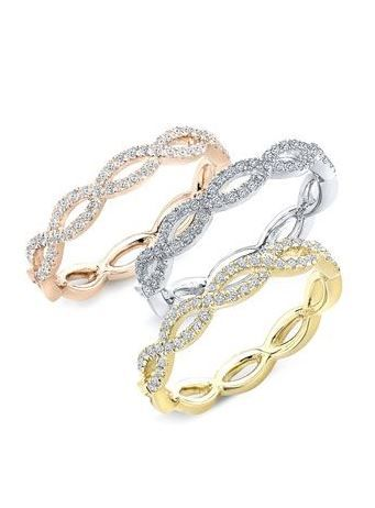 Three golds and three bands ...great for wedding bands and perfect for stacking dress ring ..view in store today or make an inquiring via email : franco@franco.com.au  jewellery with style and conviction  www.franco.com.au