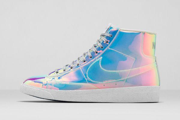 "Nike WMNS Blazer Mid ""Iridescent"""