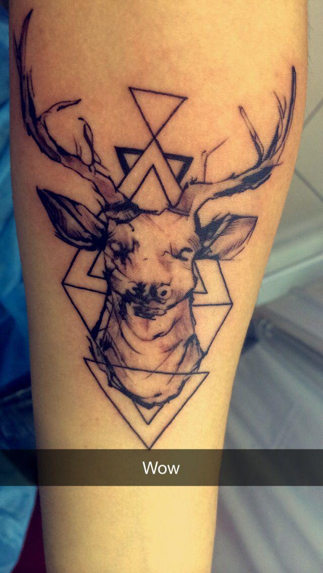 1000 ideas about reindeer tattoo on pinterest deer