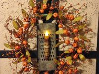 Primitive Fall Craft Ideas | 1000+ images about Fall Ideas on Pinterest | Primitive Fall, Primitive ...