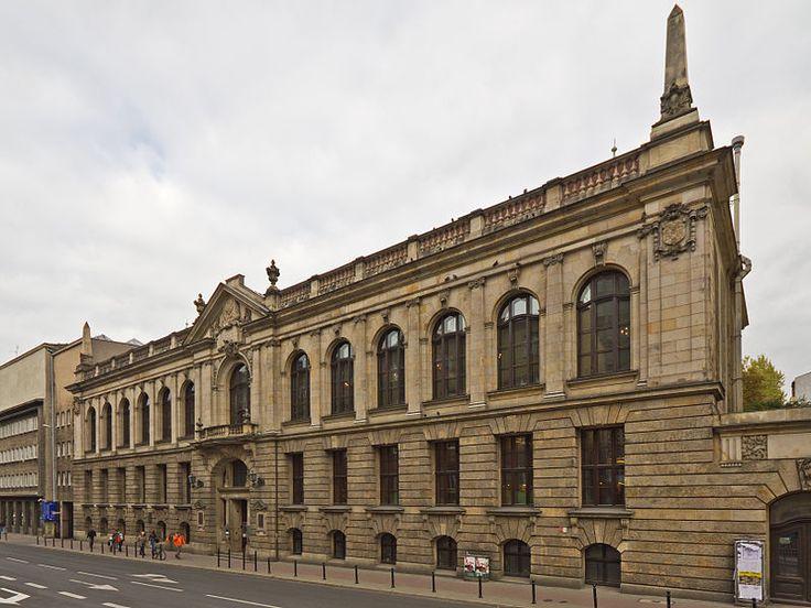 Poznan 10-2013 img08 University Library - Biblioteka Uniwersytecka w Poznaniu – Wikipedia, wolna encyklopedia