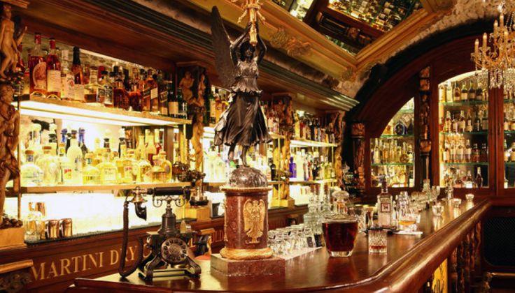 Прага: Не единым пивом… Вино, абсент, бехеровка, коктейли и шоты