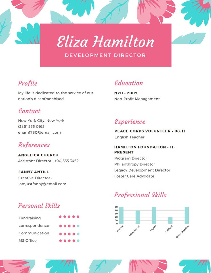 resume services the resume creation package sample professional