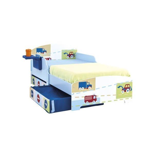 les 25 meilleures id es concernant lit tracteur sur pinterest salle de tracteur pour gar ons. Black Bedroom Furniture Sets. Home Design Ideas