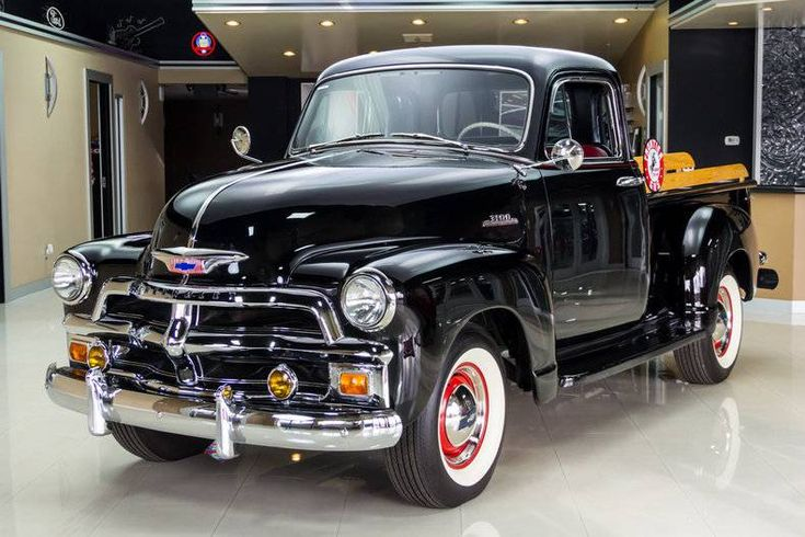 1954 Chevrolet 3100 Pickup Truck Maintenance/restoration of old/vintage vehicles: the material for new cogs/casters/gears/pads could be cast polyamide which I (Cast polyamide) can produce. My contact: tatjana.alic@windowslive.com