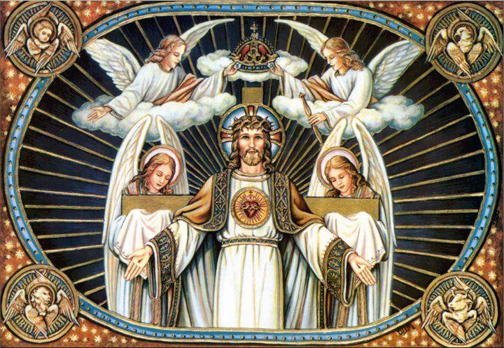 \  ALLELUIA, RESURREXIT SICUT DIXIT!                        Hallelujah, He has risen just as He said!