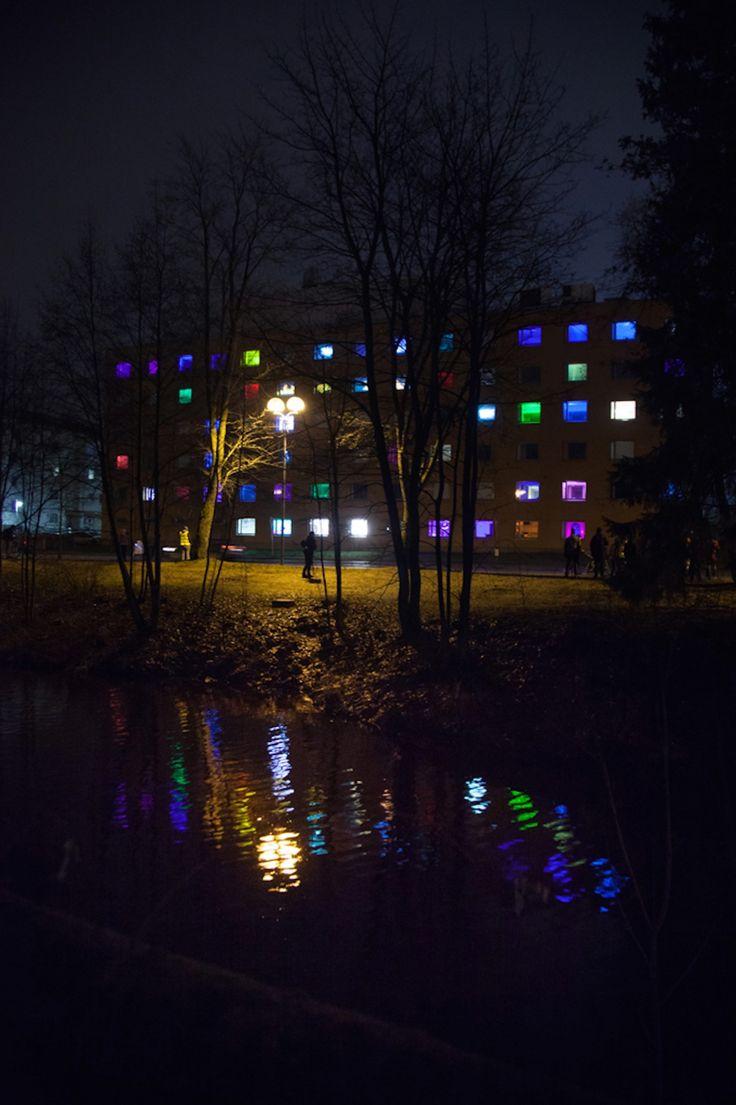 Light castle | Spots