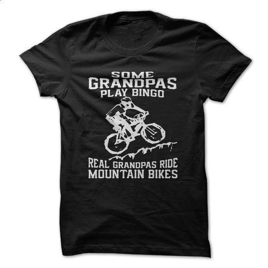 MTB Grandpa - #sweatshirt #long sleeve shirts. ORDER HERE => https://www.sunfrog.com/LifeStyle/MTB-Grandpa.html?60505