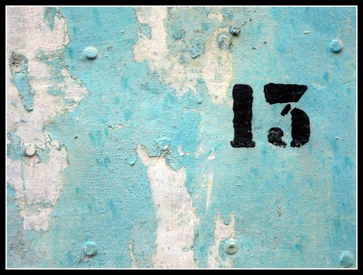 Number 13 by kanes on DeviantArt